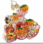 Christopher Radko The BOO! Bunch Ornament