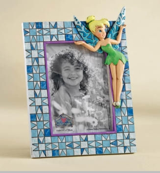 Jim Shore Disney Traditions Tinkerbell Photo Frame