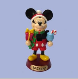 Mickey Mouse Mini Nutcracker