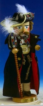 Bavarian Nutcracker by Steinbach - Limited Edition - World Costume Series